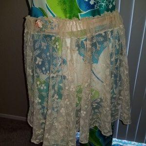 Super cute lace apron